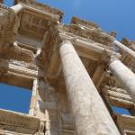 """Library of Celsus at Ephesus, Turkey"" by raftergood"