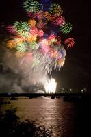 Colorful Fourth on the Charles River