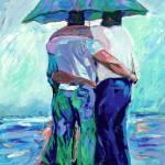 """Bears in The Rain by Riccoboni"" by BeaconArtWorksCorporation"