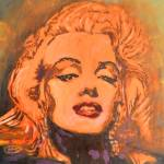 """Marilyn Monroe"" by KipDecker"