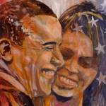 """The Obamas"" by KipDecker"