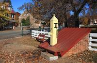 Old Salem Water Pump