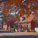 """Old Salem In The Fall"" by mikesmithphotography"