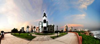 Miraflores Lighthouse