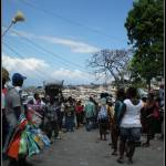 """Street Market in Haiti"" by thewritersays"