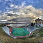 """Stadium High Tacoma HDR Pano"" by spitfireap"