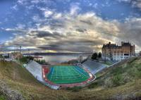 Stadium High Tacoma HDR Pano