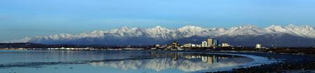 Anchorage Panorama