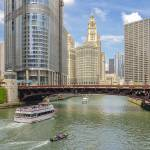 """Chicago River"" by RusticRoads"