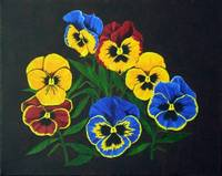 Pansy Lions
