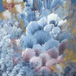 """""""Blue Flower Field"""" by StudioArtsGroup"""