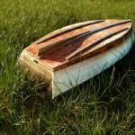 """Old_row_boat"" by Morganhowarth"