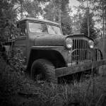 """antique jeep"" by msawyerphotography"