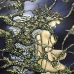 """Angel of the Gentle Sparrow"" by monalisyartist"