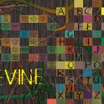 """DE VINE Font poster"" by lovely1313"