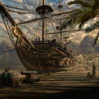 Port Royal Art Prints & Posters by Sarel Theron