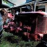 """""""Tractor"""" by stevenverlander"""