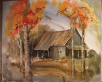 891 Autumn Barn