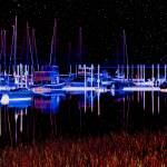 """Midnight at the Marina"" by ChrisInside"