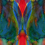 """""""""""Flower Light"""" #6 10 09 06"""" by achimkrasenbrinkart"""