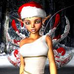 """Christmas Fairy"" by AlexButler"
