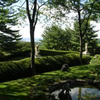 Kykuit Garden Statuary Art Prints & Posters by Avis Rawlinson