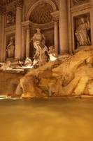 Guardian of the Fontana de Trevi