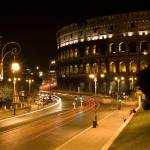 """Colosseum by night"" by jpetretti"
