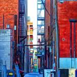 """""""Alleyway"""" by ChrisInside"""