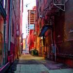 """Back Alley"" by ChrisInside"