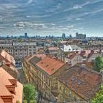 """A Sunny Day in Zagreb"" by DaveRowley"