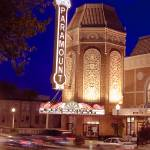 """Paramount Theatre, Aurora Illinois"" by RusticRoads"