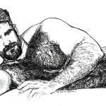 """Good Morning Sexy, male nude By RD Riccoboni"" by BeaconArtWorksCorporation"