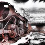 """The Rust Line"" by VadalaPhoto"