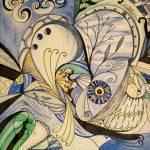 """""""Wonder Flies"""" by Karenee"""
