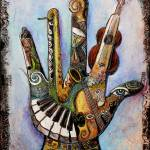 """""""Handful of Music"""" by marydelave"""