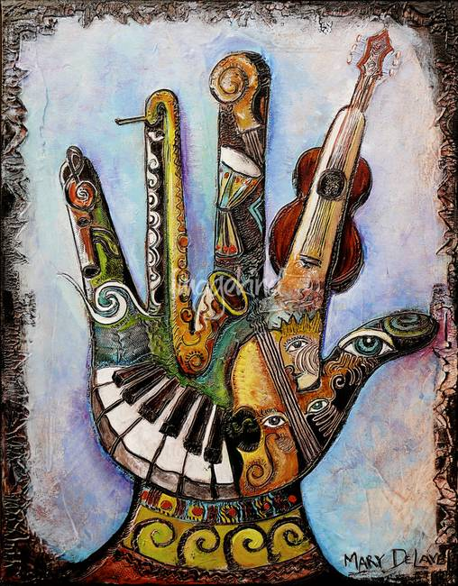 Stunning music artwork for sale on fine art prints for Art print for sale