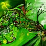 """""""Edge of Peace"""" by Karenee"""