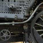 """Train Wheel Detail"" by Lawrence"