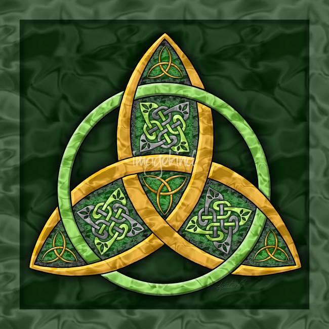 Celtic Christmas Art