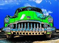 1950 Buick Eight Green