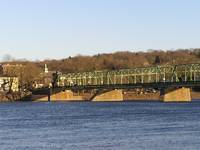 Bodine Farm...Lambertville bridge