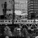 """Chicago Trains"" by jamm2323"