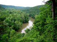 Green River in Mammoth Cave National Park