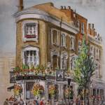 """The Duke of Kendal Pub"" by yvonneayoub"