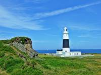 Alderney's Lighthouse