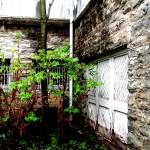 """Antique Courtyard"" by absolutleiann"