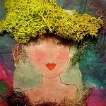 """moss girl"" by CoosRiverDancing"