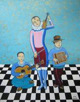 Three Troubadours