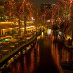 """Christmas on the Riverwalk 4"" by PaulHuchton"